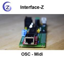 OSC - Midi, protocoles réseau et Midi