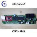 Convertisseur OSC - Midi