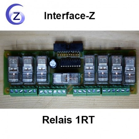 On/Off - Relais 220V 1RT