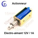Electro-aimant 12V - Tailles