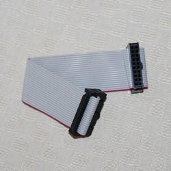 Câble en nappe 20 voies standard