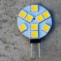 Lampe LED 12V 3 Watts, blanc chaud