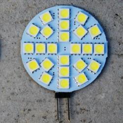 Eclairage LED 12V 6 Watts, blanc neutre froid, éteinte