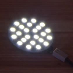 Ampoule LED 12V 6 Watts blanc neutre allumée