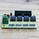 Carte gradation Rubans mini transistors
