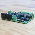 4 Servos / 4 Transistors H.D. en biais