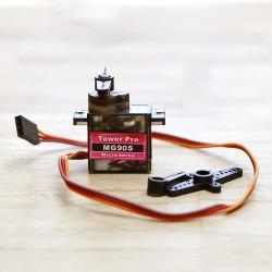 Mini Servomoteur métal