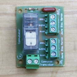 Commutator Interface-Z - Commande de relai par PWM