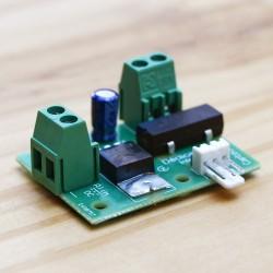 Declicator, module autonome de déclenchement par capteur