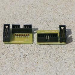 Carte périphérique interrupteurs, raccord entre carte 64 et boutons