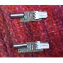 Basculeur à bille - connectique analogique 3 points
