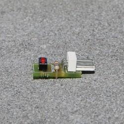 Mini gris - Nappe 8 interrupteurs