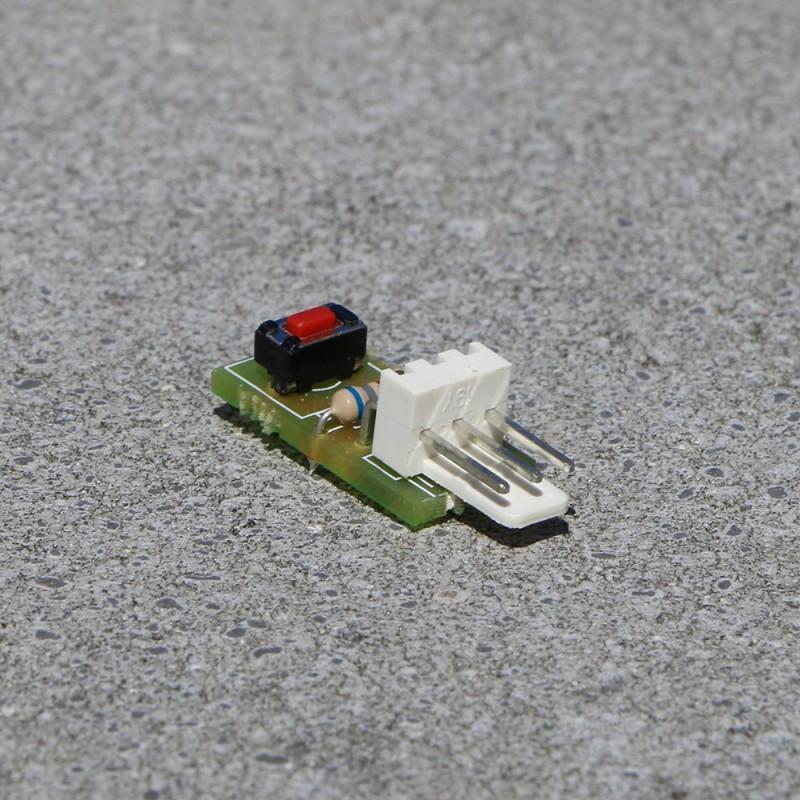 Mini gris - Connectique 8 On/Off