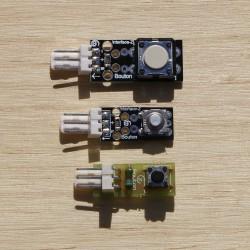 Mini gris - Câble Nappe 8 boutons