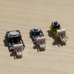 Mini gris - Nappe 8 boutons