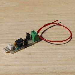 Détecteur capacitif, distance d'approche paramétrable
