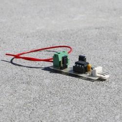 Détecteur capacitif, approche