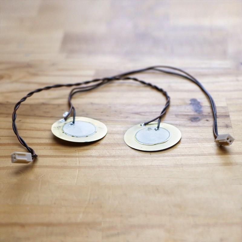 Capteur Piézo à petit disque 2 cm