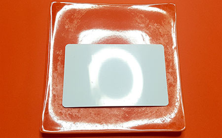 Badge RFID pour module RFID Midi Interface-Z, tag rectangulaire